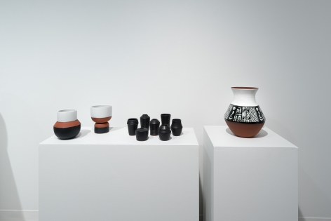 Gather:Make:Shelter Academy | July 1–31, 2021 | Russo Lee Gallery | Installation View 06