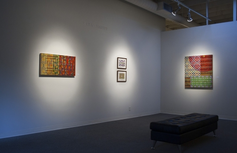 Rae Mahaffey at Laura Russo Gallery March 2012