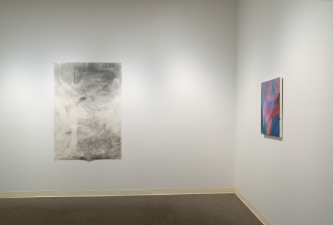 Drinking the Reflection-curated by Elizabeth Malaska-Russo Lee Gallery-Portland-november 2019-Installation view 06