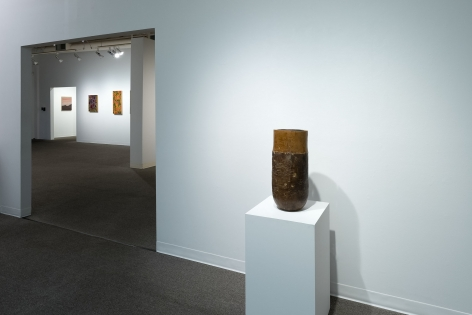 Gina Wilson - teeter taught her - September 2–October 2, 2021 - Russo Lee Gallery - Installation View 011