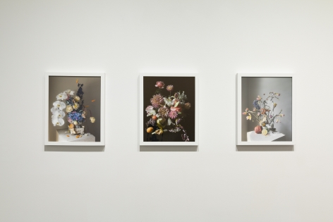 Manu Torres | The Office | Russo Lee Gallery | Installation View 03