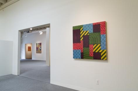 Rae Mahaffey at Laura Russo Gallery September 2015