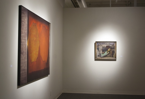Northwest Masters group show at Laura Russo Gallery January 2013