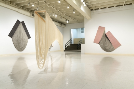 Ko Kirk Yamahira   deconstruction and reconstruction   Russo Lee Gallery   October 2018   Installation View_02