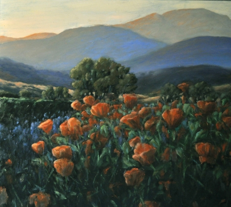 Goulet - Morning Flowers