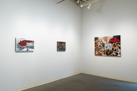 Wolf - Installation View August 2017