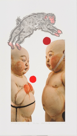 Takamori - leaping monkey