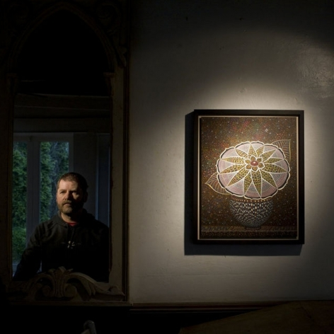 Portland artist Rene Rickabaugh struggles—and flourishes—with obsessive perfectionism