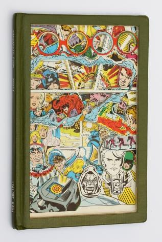 James Allen - Fantastic Four (spine)