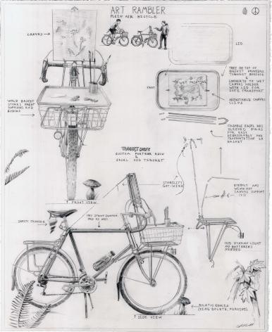 Russell - Art Rambler Drawing