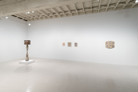 James Allen | You Are Living in a Poem | Russo Lee Gallery | July 1–31, 2021 | Installation view 018