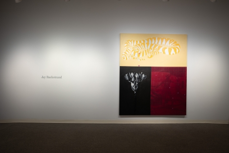 Jay Backstrand | A Survey | Russo Lee Gallery | February 2020 | Installation view 05