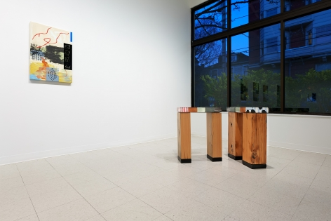 Geoffrey Pagen | Itself and Not Itself | February 2–27, 2021 | Installation View 09