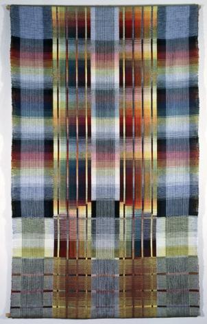 Judith Poxson Fawkes - Rainbow Columns