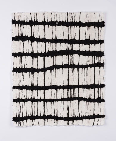 Brenda Mallory  Interrupted Lines #2, 2017