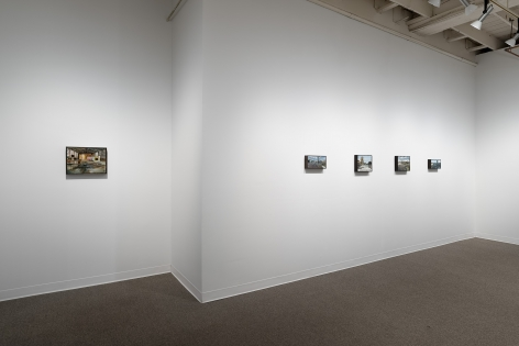 Roll Hardy | New Paintings | March 4–27, 2021 | Install view 09