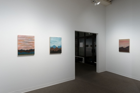 Rae Mahaffey - New Places - September 2–October 2, 2021 - Russo Lee Gallery - Installation view 012