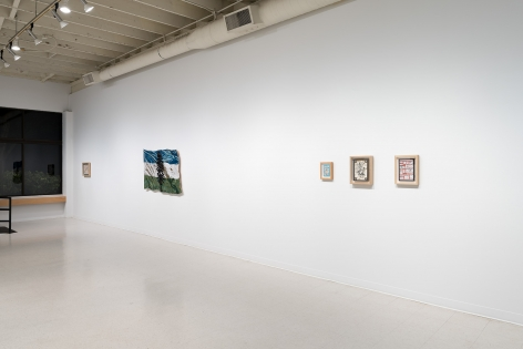 James Allen | You Are Living in a Poem | Russo Lee Gallery | July 1–31, 2021 | Installation view 014