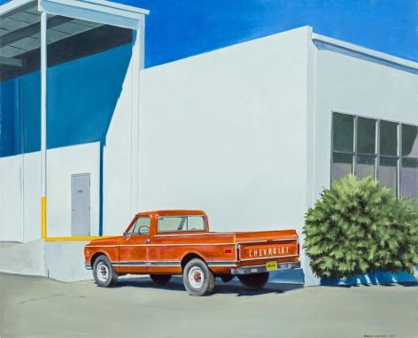 Fernandez - Orange Chevy Pickup
