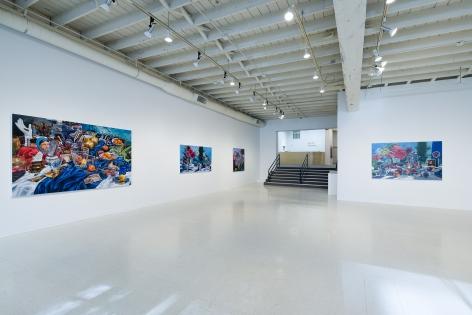 Sherrie Wolf | Memento | June 16–July 31, 2020 | Installation View 02