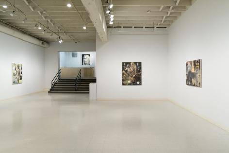 Elizabeth Malaska   Heavenly Bodies   Installation View 4