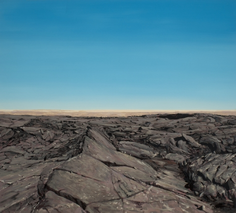 Brophy - Lava Field Surface I