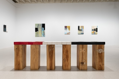 Geoffrey Pagen | Itself and Not Itself | February 2–27, 2021 | Installation View 012