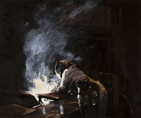 Michael Brophy - Welders of Burning Alley IV