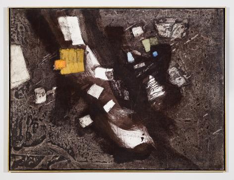 Carl Morris (1911-1993)  Lifting Lights, 1961