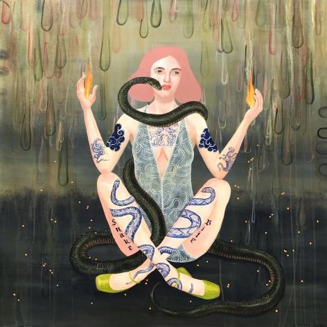 Anne Siems - Snake Bite