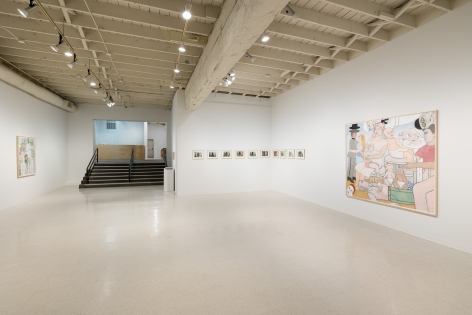 Fay Jones - New Work - Installation View 07