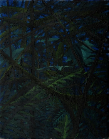 Russell - Nature is too green and poorly lit