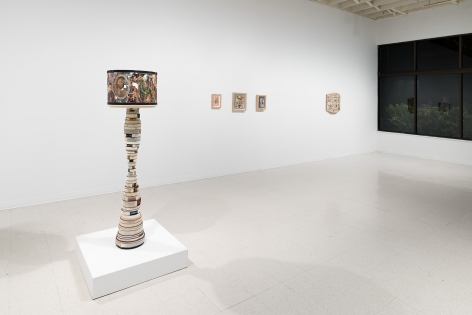 James Allen | You Are Living in a Poem | Russo Lee Gallery | July 1–31, 2021 | Installation view 08
