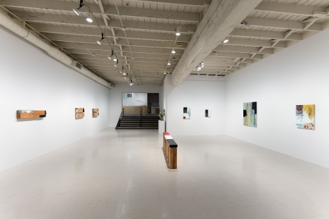Geoffrey Pagen | Itself and Not Itself | February 2–27, 2021 | Installation View 03