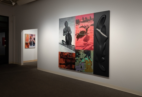Jay Backstrand | A Survey | Russo Lee Gallery | February 2020 | Installation view 03