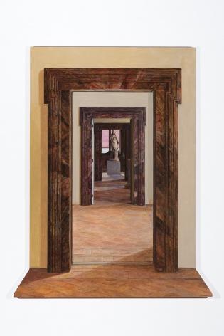 Fawkes - Porta - Palazzo Altemps III