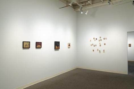 Eric Stotik | SomeWhen | November 2018 | Installation View 04