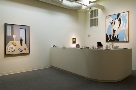 Michele Russo at Laura Russo Gallery January 2015