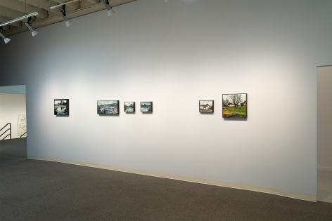 Roll Hardy - Marginal - July 2019 - Installation view 02