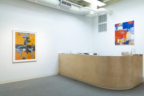 G. Lewis Clevenger - Minimis/Maximus - June 2019 - Installation View 06