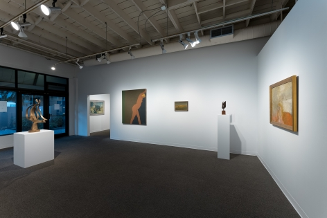 Early Northwest Masters | February 4–27, 2021 | Installation View 06
