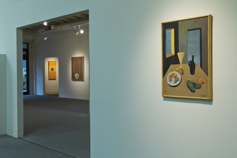 Sally Haley at Laura Russo Gallery January 2015