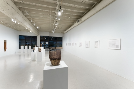 Gina Wilson - teeter taught her - September 2–October 2, 2021 - Russo Lee Gallery - Installation View 09