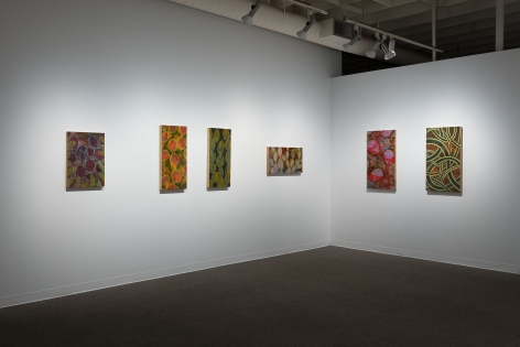 Rae Mahaffey - New Places - September 2–October 2, 2021 - Russo Lee Gallery - Installation view 03