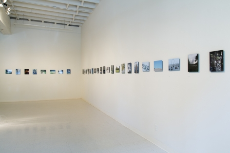 Dana Lynn Louis at Laura Russo Gallery May 2015