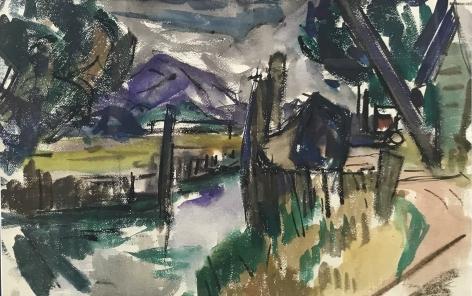 McCosh - Untitled Landscape