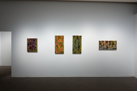 Rae Mahaffey - New Places - September 2–October 2, 2021 - Russo Lee Gallery - Installation view 013