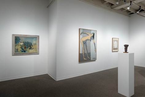 Early Northwest Masters | February 4–27, 2021 | Installation View 010