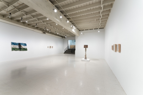 James Allen | You Are Living in a Poem | Russo Lee Gallery | July 1–31, 2021 | Installation view 04
