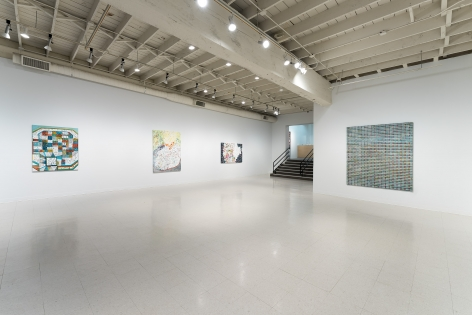 Whitney Nye | Range | Russo Lee Gallery | May 2021 | Installation View 04